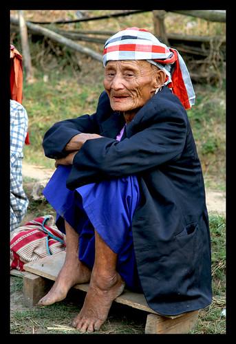 Feb 2008 Hilltribe trek, Chiang Mai Thailand
