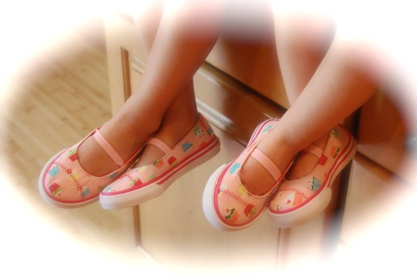 cute shoes for the girls...