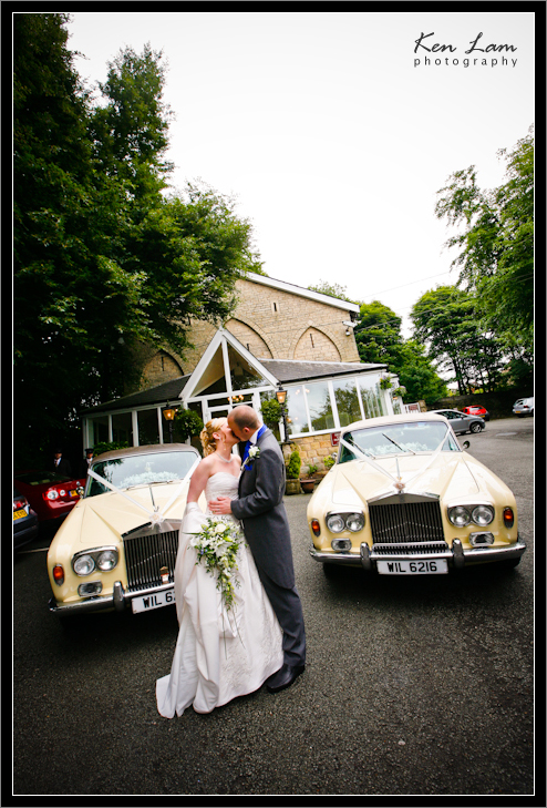 Alicen & James - Wedding at Egerton House Hotel