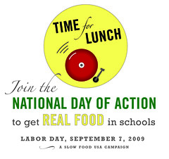Time for Lunch logo