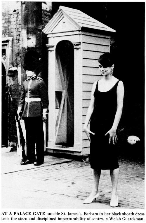 Barbara Steele (1958)