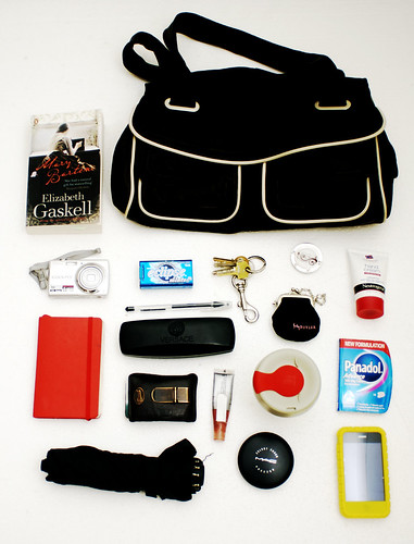 What's in your bag