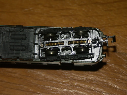 Modello dotato di motore G