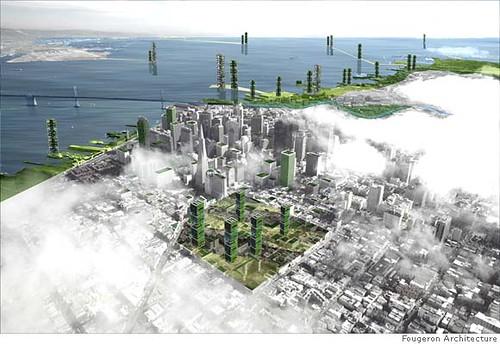 urban farming concept