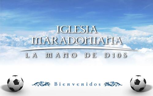 Iglesia Maradoniana (2/6)