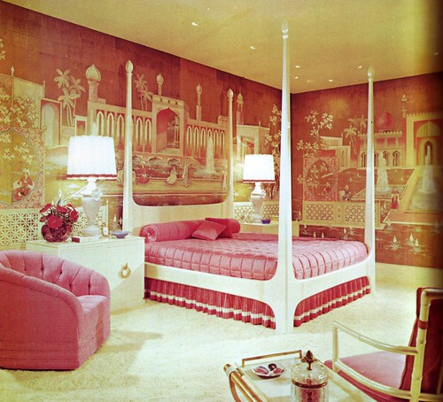 The Persian Dream Bedroom