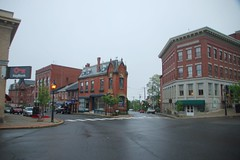 Downtown Belfast, Maine