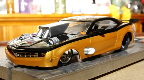Drag Racing Car Rc Slot
