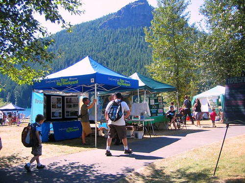 King County Parks @ Trailsfest