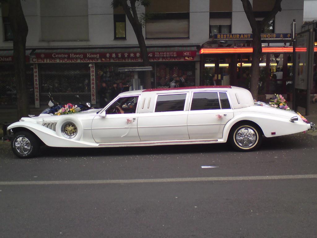 Une limousine