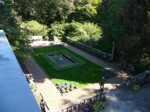 Garden from Balcony 2