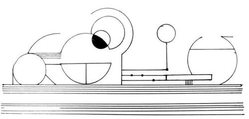 regolith graphic score