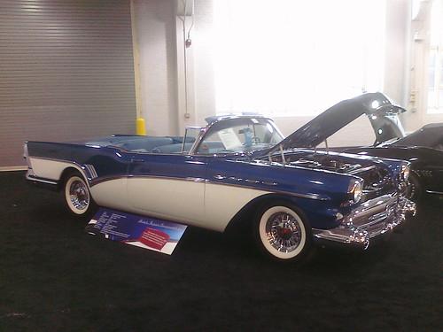 1957 Buick Super convertible a
