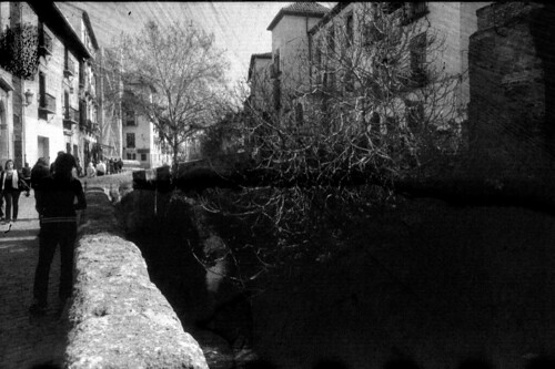 Granada la vieja
