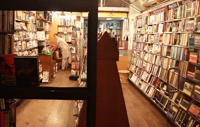 Delhi Landmark - The Book Shop, Jorbagh & Khan Market