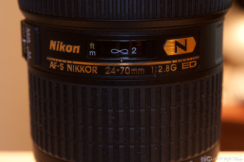 Nikkor AF-S 24-70mm f/2.8G