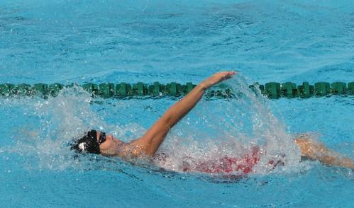 8015馮敏慧刷新100米仰泳紀錄