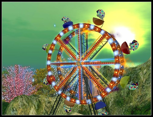 Enchanted Ferris Wheel