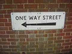 One Way Ewell2