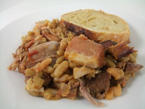 Paul's Cassoulet