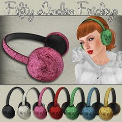 50L Friday - Week 15 - Artilleri - Knit Earmuffs!