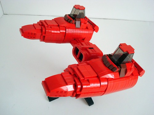 LEGO Starwars Twin Pod Cloud Car
