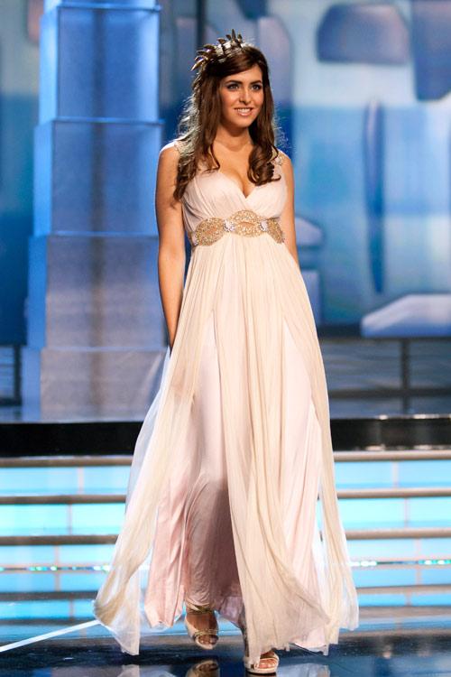 Traje Típico de Miss Grecia