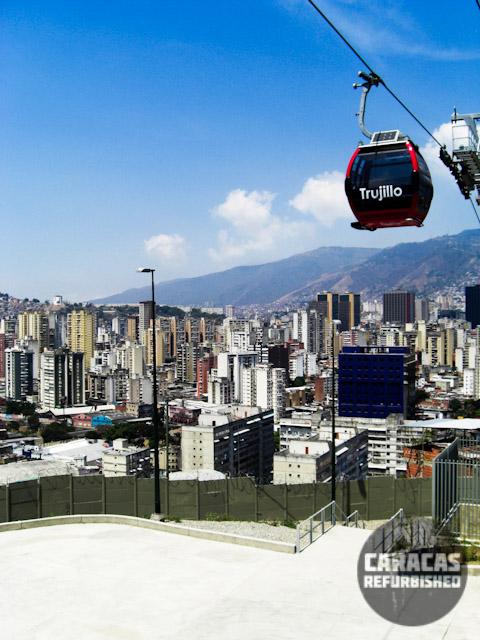 MetroCable Caracas