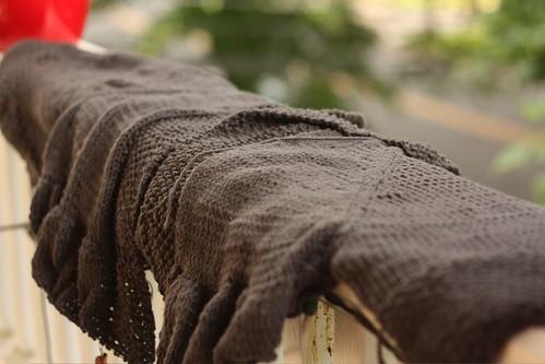 Socks and Cardi