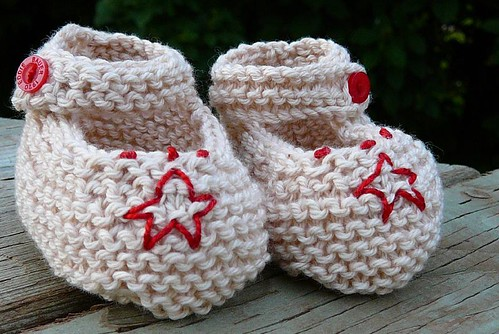 Star Bootees