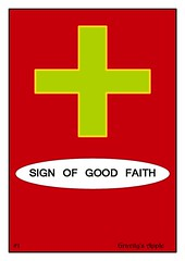 Sign of good faith