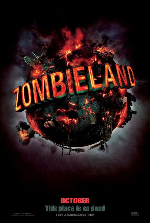 Zombieland (2009) poster 1
