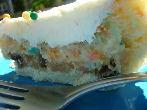 Cookie Cake Pie