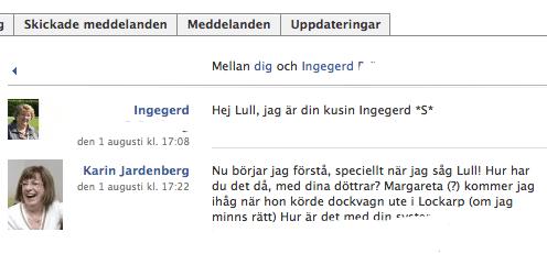 Facebook-agda-kusinen