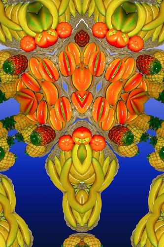 Kaleidoscope Experiment 2