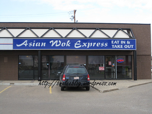 Asian Wok Express