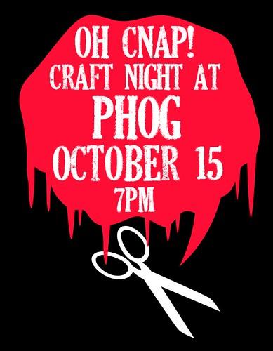 Oh CNAP October 15