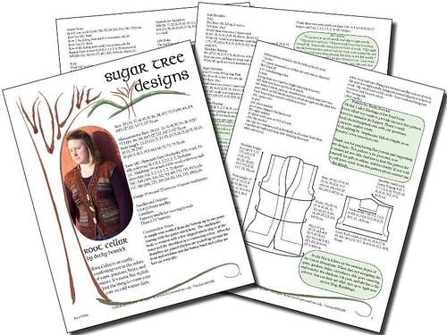 Root Cellar PDF layout