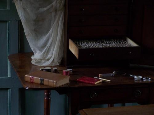 Darwin's Room, Christ's College, University of Cambridge