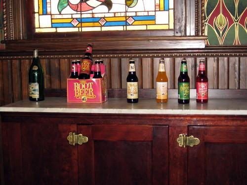 Saranac's Sodas