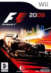 Formula 1 - Wii Cover