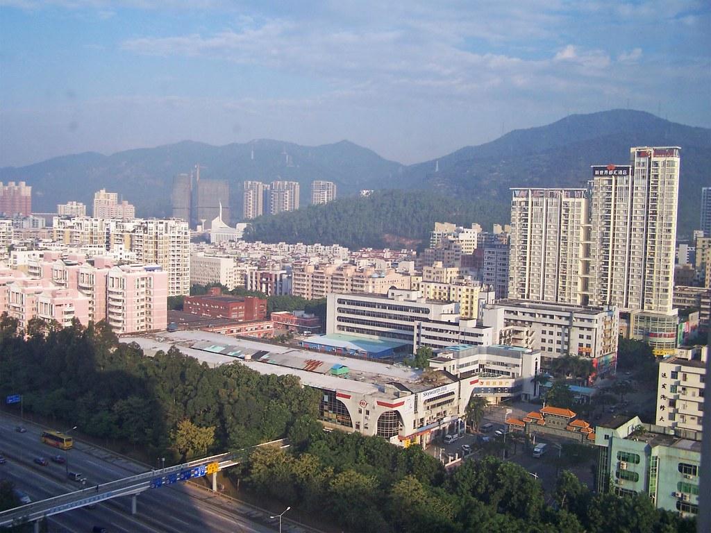 Shenzhen 深圳