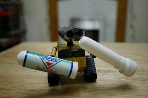 Day 306 - Inhaler by ajwalters