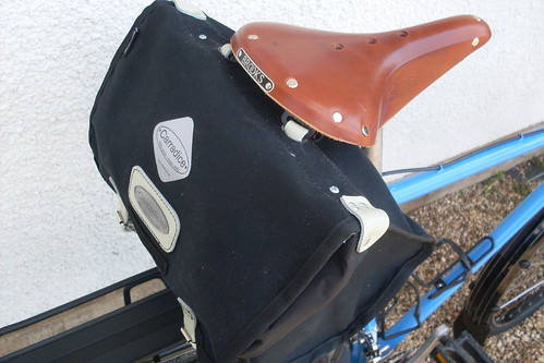 That lovely saddle and bag