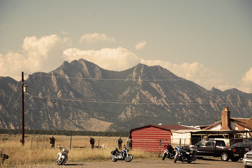 Bikers Against Flatirons