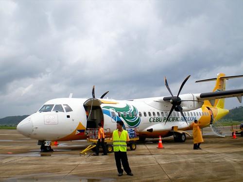 Cebu Pacific ATR 72-500