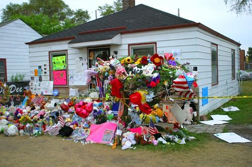 Michael Jackson Memorial 15