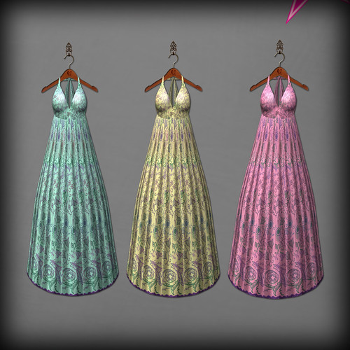 [[RC]] Rainbow Chaser _Maxi Long Dress_ 02