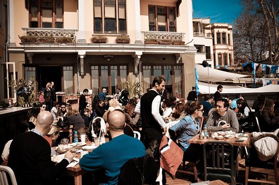 3898784565_0a1b57a31a_o The House Cafe - Istanbul, Turkey Istanbul Turkey  Vegetarian Turkey Istanbul Food