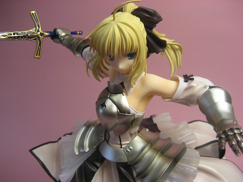 [Lily] Saber